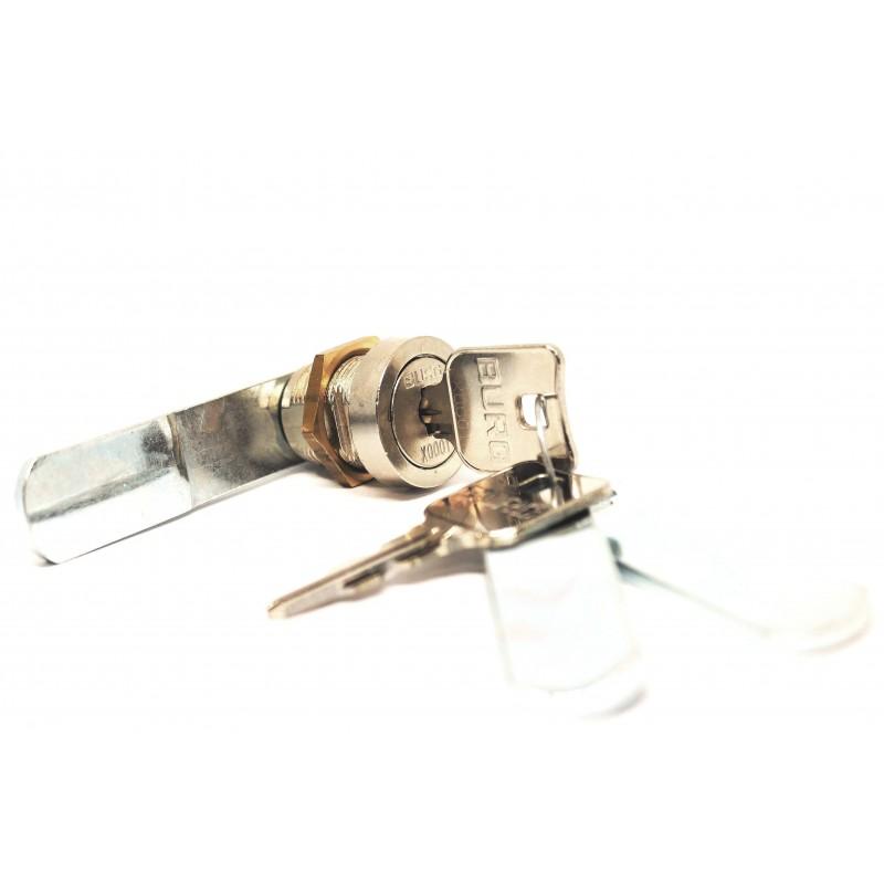 Závorový zámek H4J420X stejný klíč