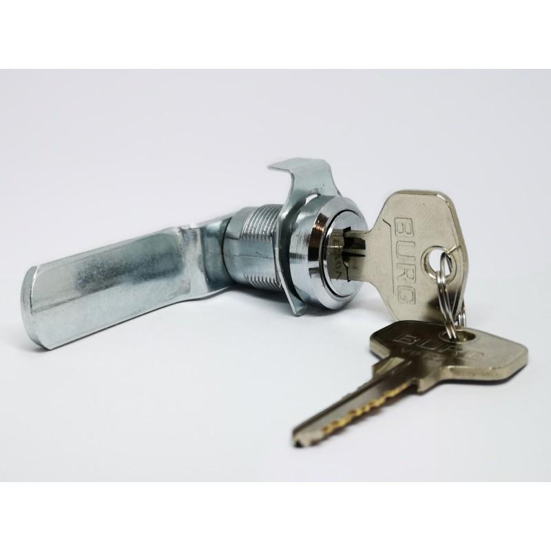 Závorový zámek H4E220V různé klíče