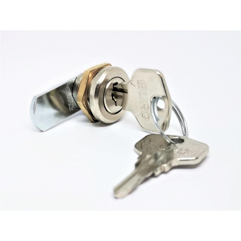 Závorový zámek H2A411E různé klíče