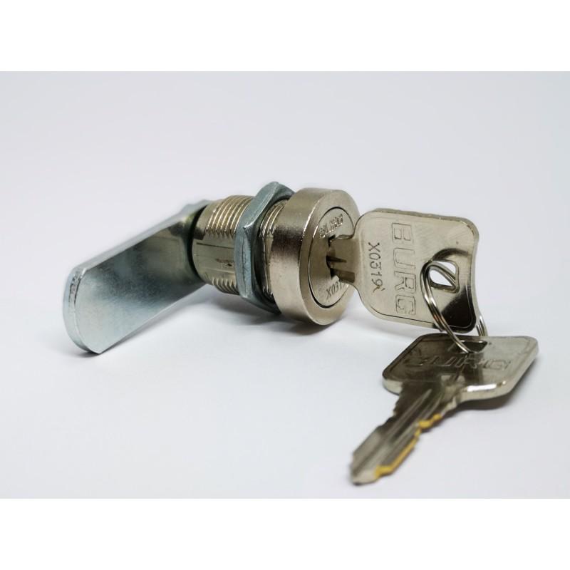Závorový zámek H4J420X různé klíče