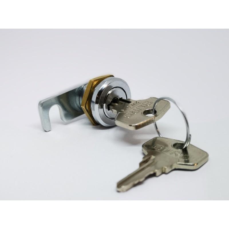 Závorový zámek H2A411E stejný klíč