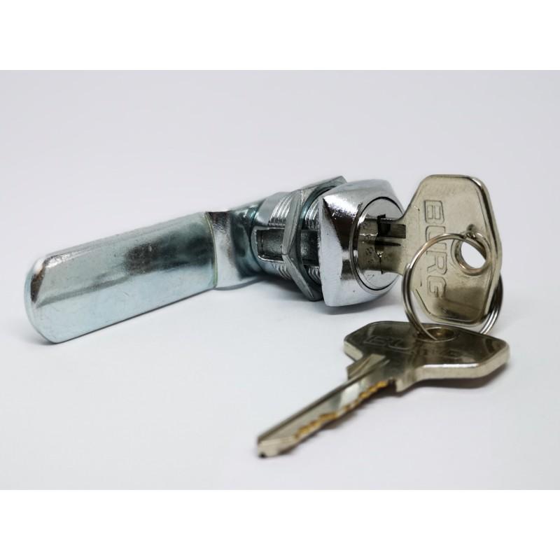 Závorový zámek HDC420V různé klíče